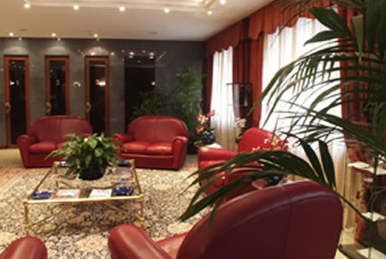 Crivis Hotel Milan Reception